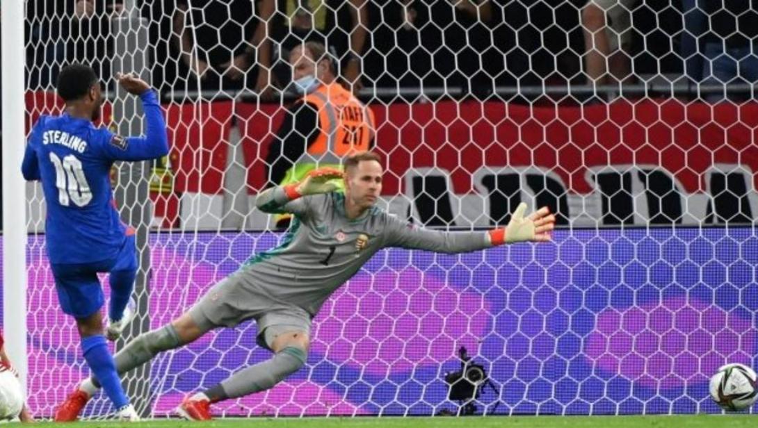 英格兰队保持了百分之百的世界杯预选赛胜率