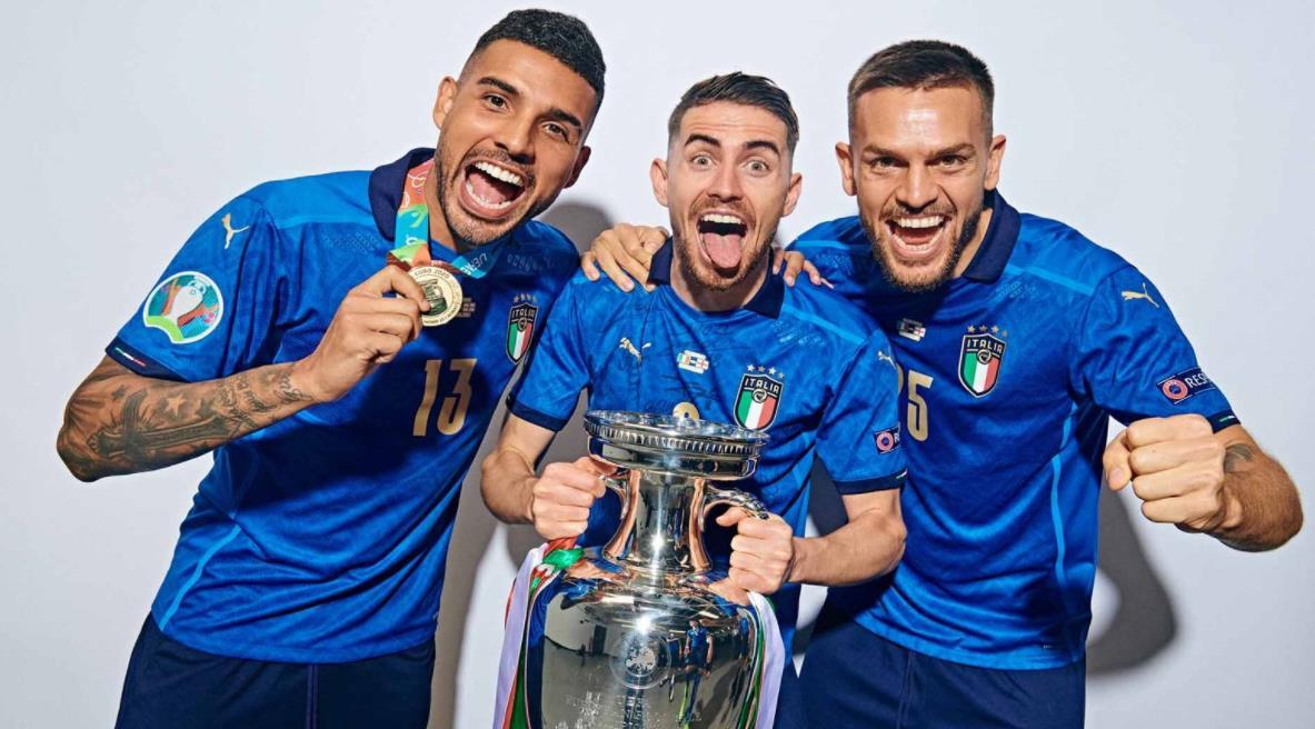 由于曼奇尼的支持,温布利与意大利在 2020 年欧洲杯上取得了荣耀