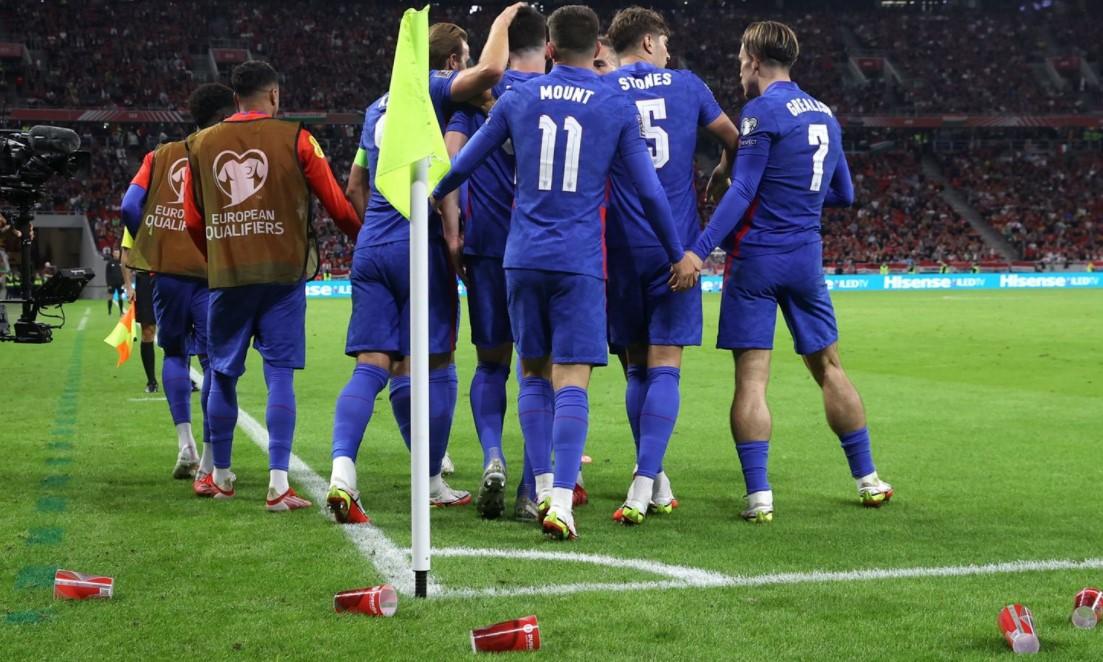 国际足联对英格兰球员在匈牙利遭受的种族主义虐待展开纪律处分程序