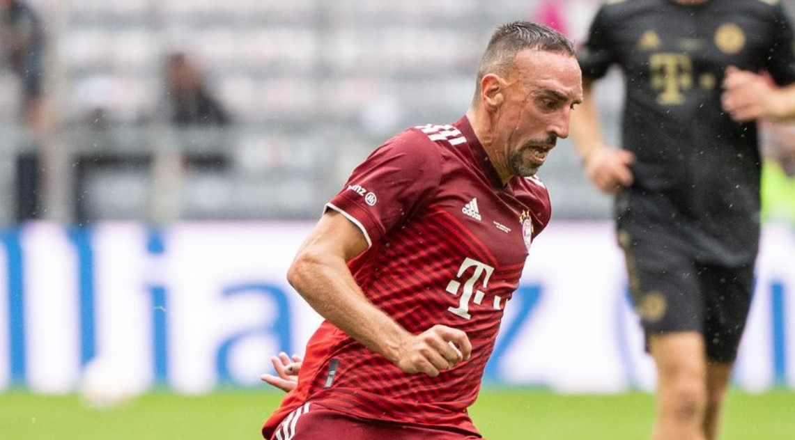 意甲萨勒尼塔纳说他们准备签下里贝里