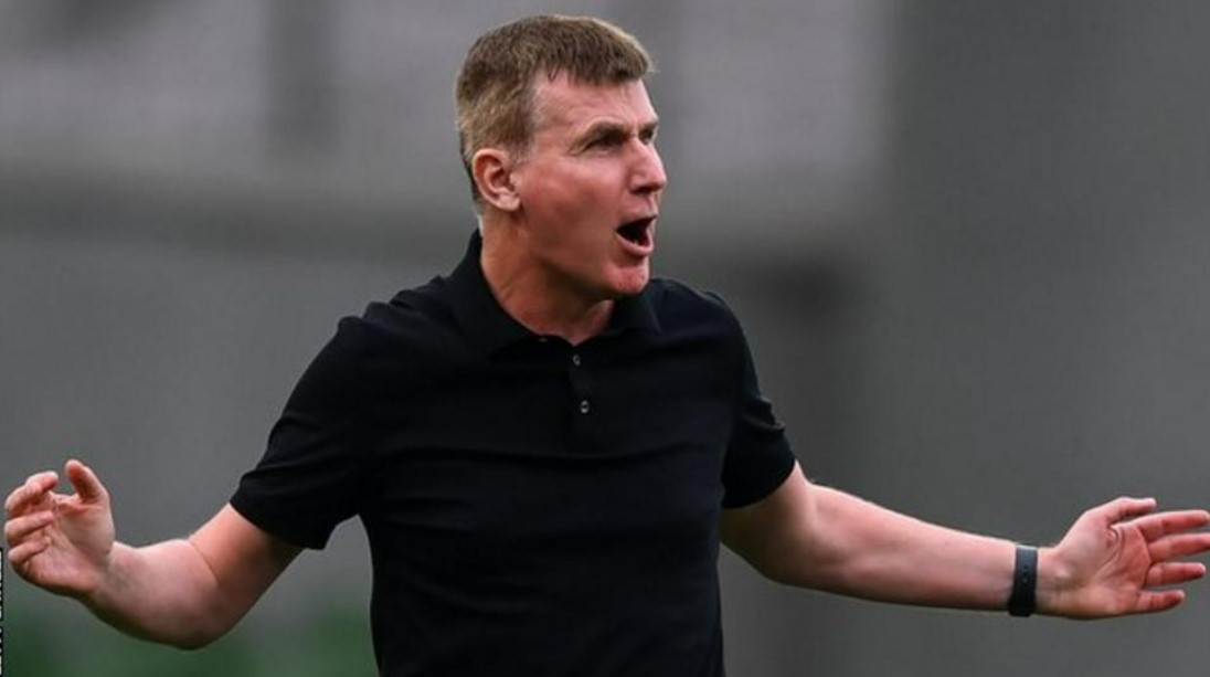 爱尔兰共和国老板肯尼在令人沮丧的阿塞拜疆平局中哀叹糟糕的表现