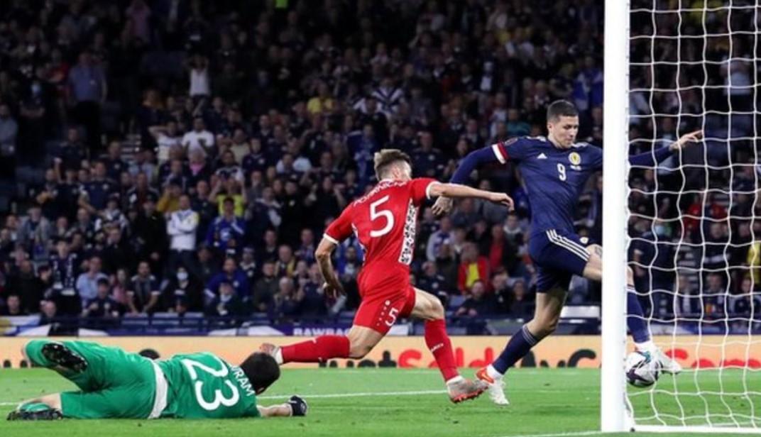 苏格兰保持了他们的世界杯希望