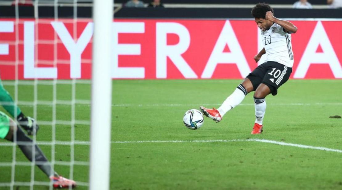 德国人在击败亚美尼亚时找到了进球的感觉