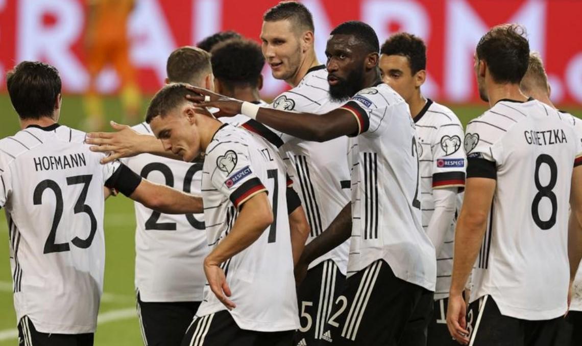 德国击败亚美尼亚,意大利刷新不败纪录