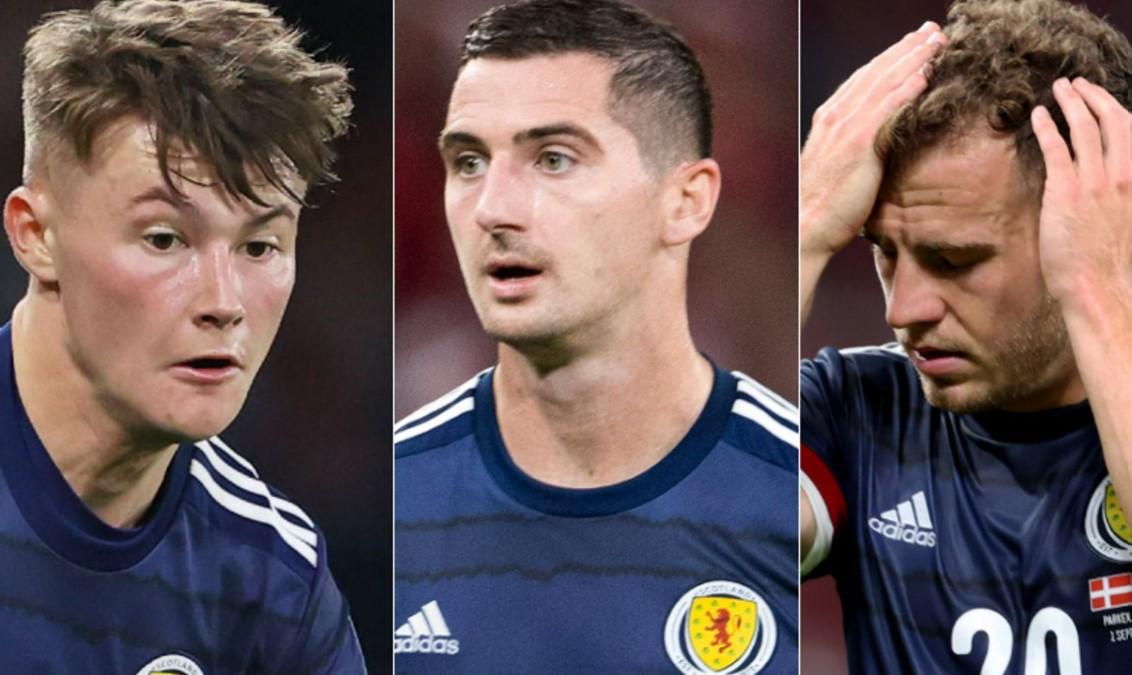 内森,瑞安,肯尼退出苏格兰队参加奥地利世界杯预选赛