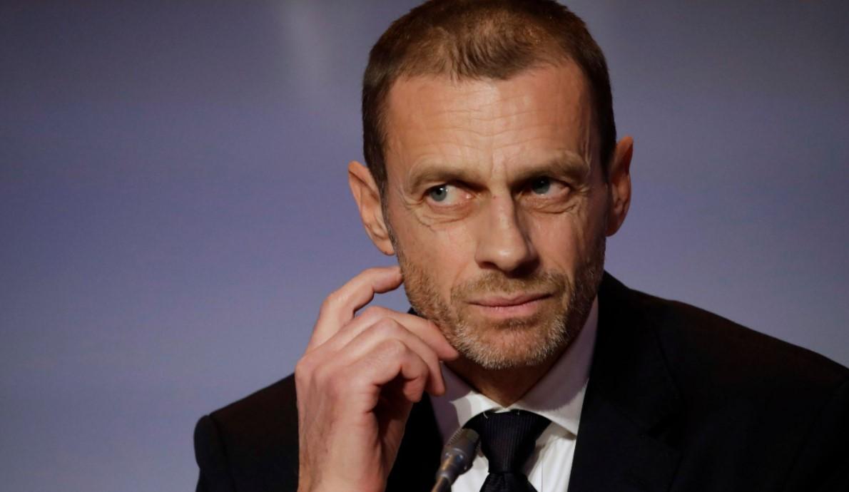 欧足联主席重申反对每两年举办一次世界杯