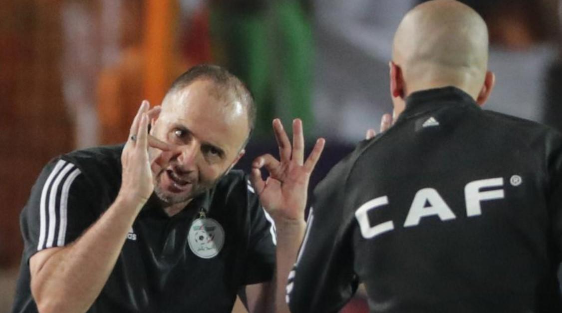 在外交紧张局势中阿尔及利亚抵达摩洛哥参加预选赛