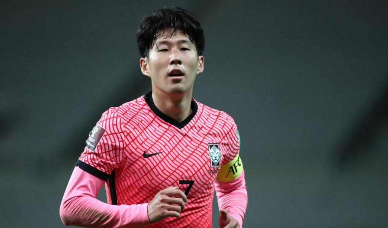 孙兴慜承诺在世界杯预选赛中变得更自私