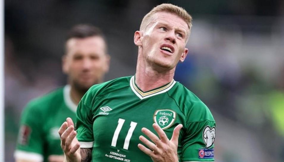 斯蒂芬·肯尼表示得到了爱尔兰足球协会的全力支持