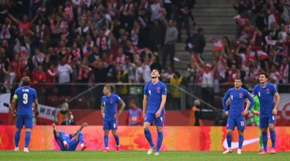 英格兰的最后几分钟很痛苦