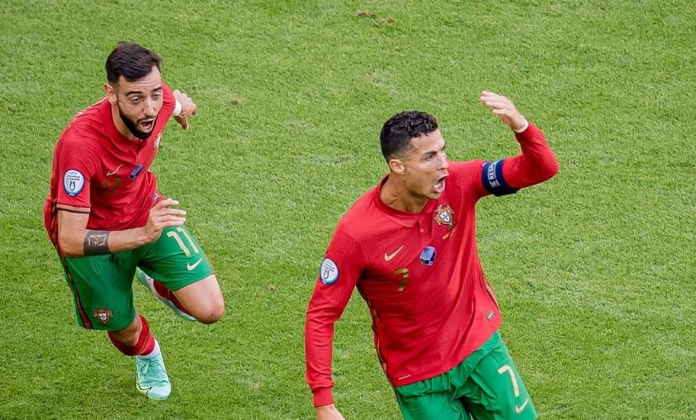 曼联澄清克里斯蒂亚诺·罗纳尔多和布鲁诺·费尔南德斯的点球情况