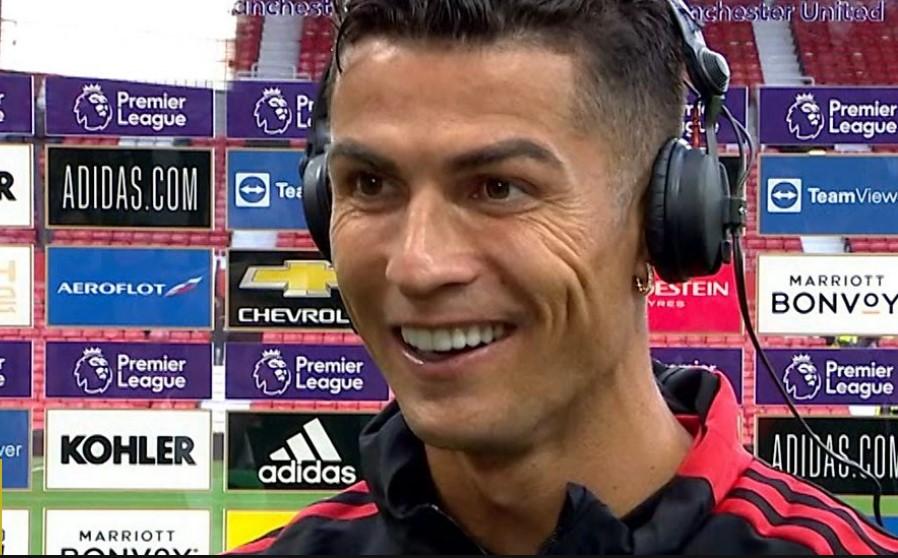 """克里斯蒂亚诺·罗纳尔多在回归曼联前""""超级紧张"""""""