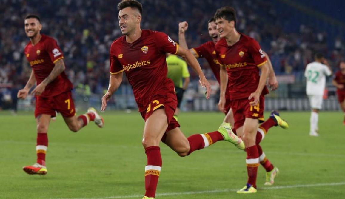 穆里尼奥在第1000场比赛中帮助罗马夺冠
