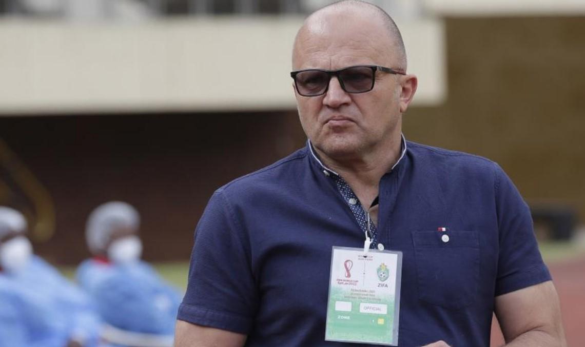 津巴布韦在世界杯成绩不佳后解雇了洛加鲁希奇