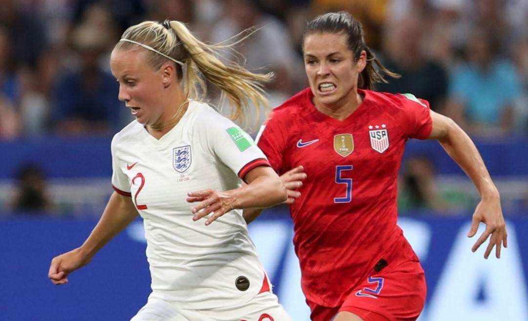 美国足协向男队和女队提供相同的合同建议