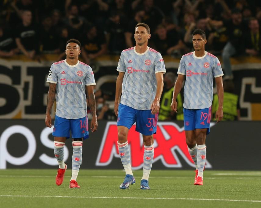 评估曼联首场欧冠失利