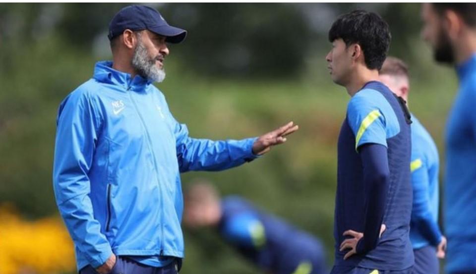 孫興慜將缺席熱刺對陣雷恩的歐足聯歐洲協會聯賽G 組首場比賽