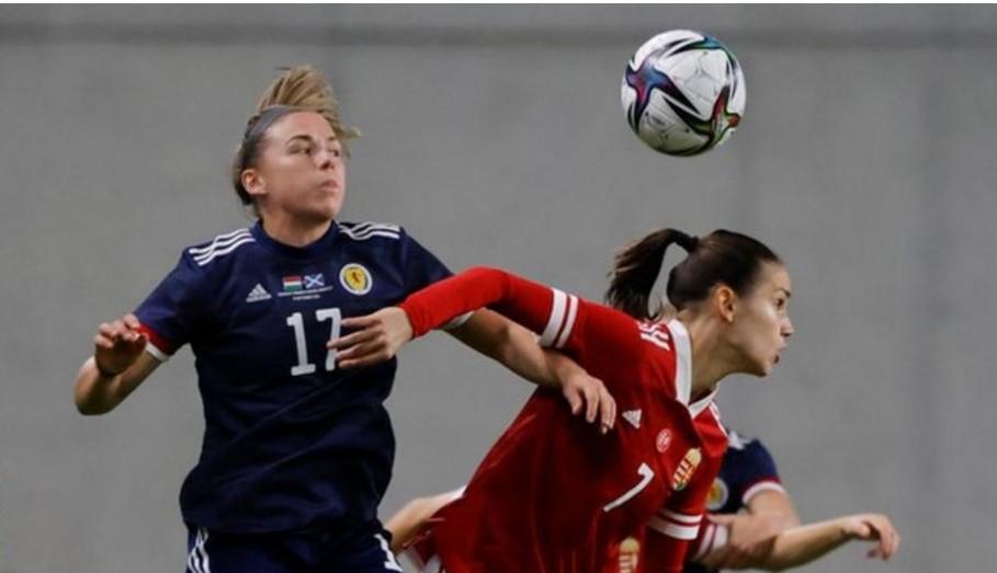 苏格兰在女子世界杯中轻松击败了匈牙利