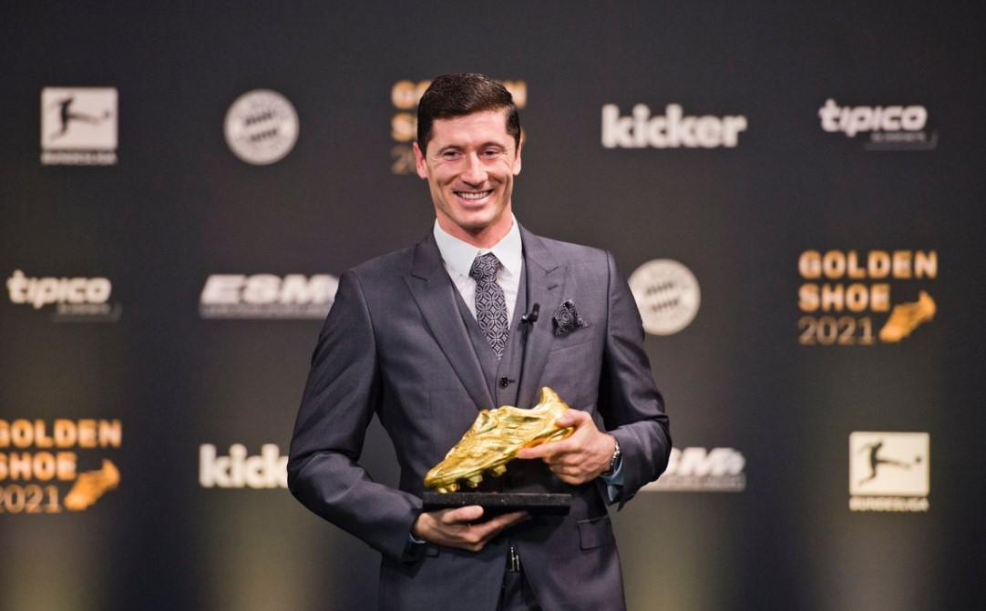 拜仁慕尼黑前锋收集欧洲金靴
