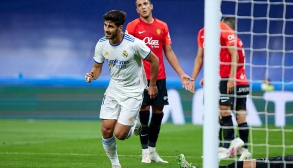 皇家马德里重回西甲联赛榜首