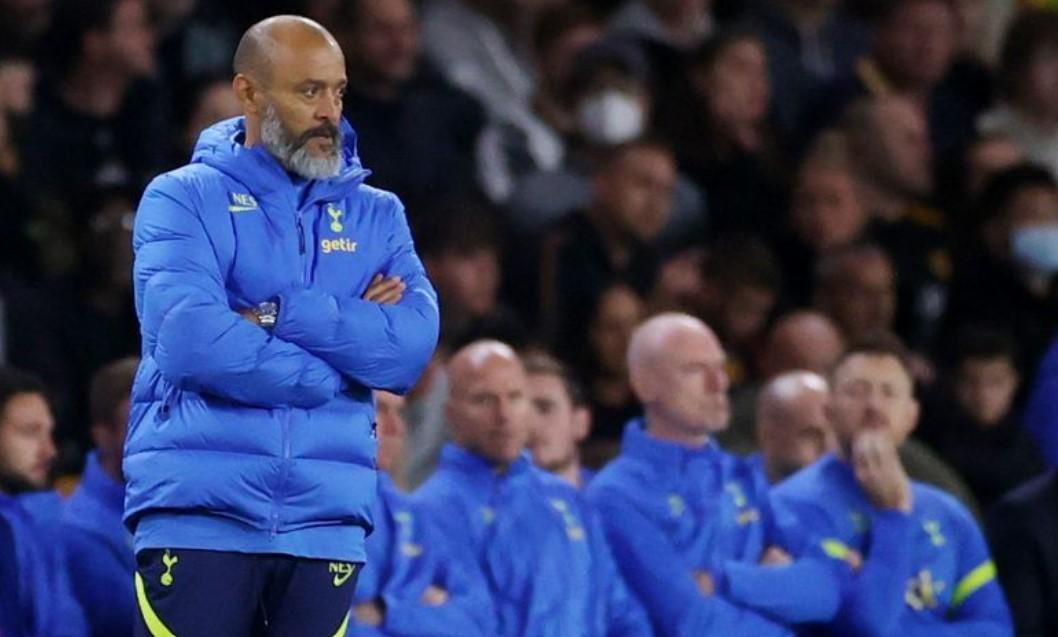 热刺队的努诺说他无视英超联赛在训练中的头球指导