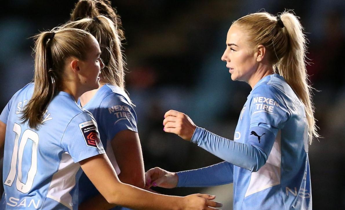 女足足总杯:曼城对阵切尔西半决赛