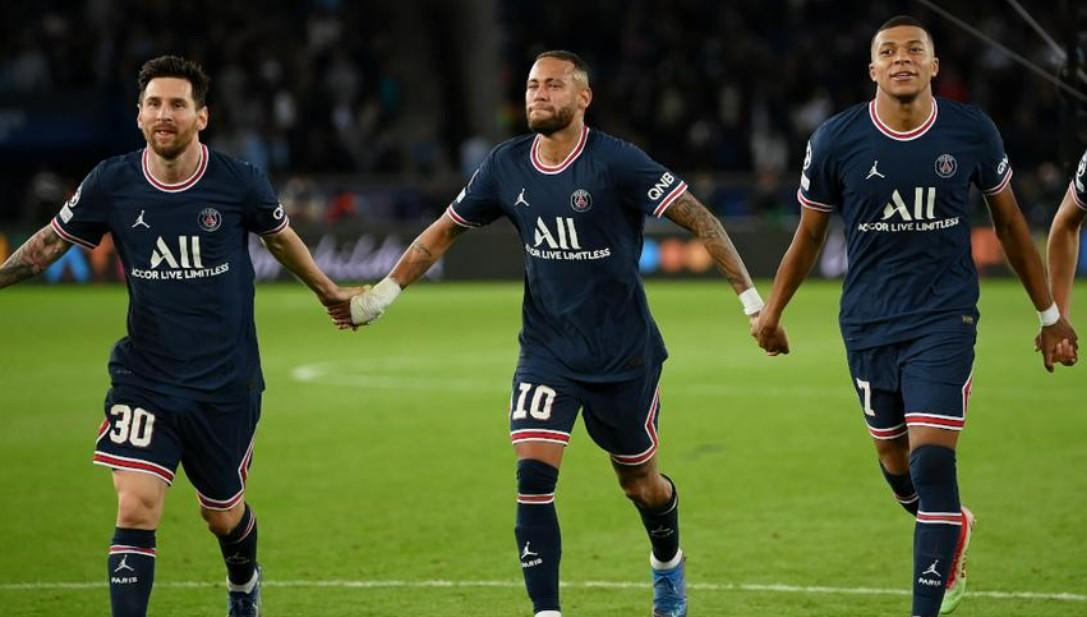 PSG的统治地位使梅西成为法甲联赛的关键球员