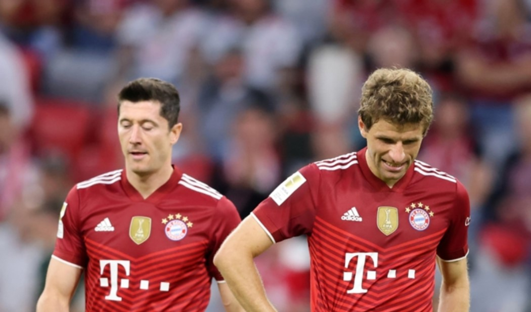 拜仁不败记录被法兰克福终结后穆勒感到失望和愤怒