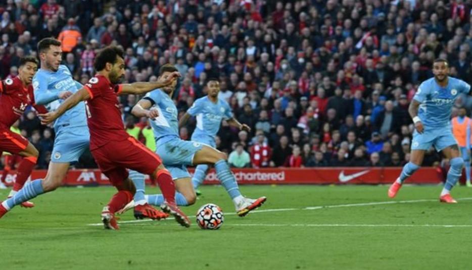 尤尔根.克洛普说利物浦球迷在60年后将仍然记得穆罕默德.萨拉赫在对阵曼城的进球