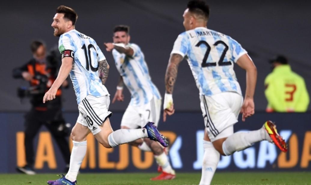 阿根廷保持延续不败