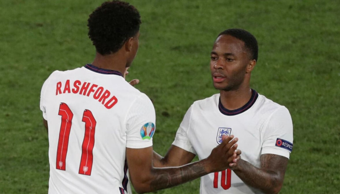 赖特说,拉什福德和斯特林改变了对黑人足球运动员的看法