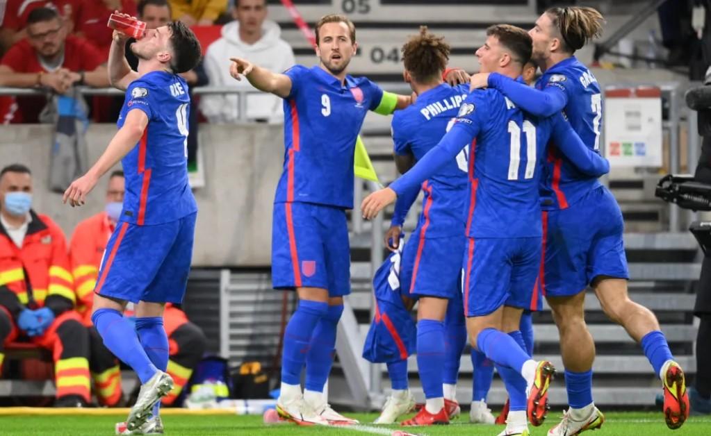 英格兰VS匈牙利:球队新闻和预测