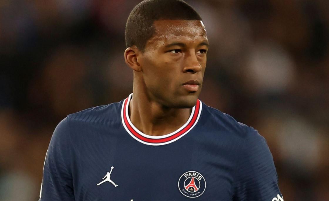 巴黎圣日耳曼中场承认退出利物浦后并不开心