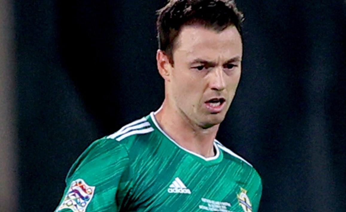 乔尼.埃文斯将不会参加对阵保加利亚比赛