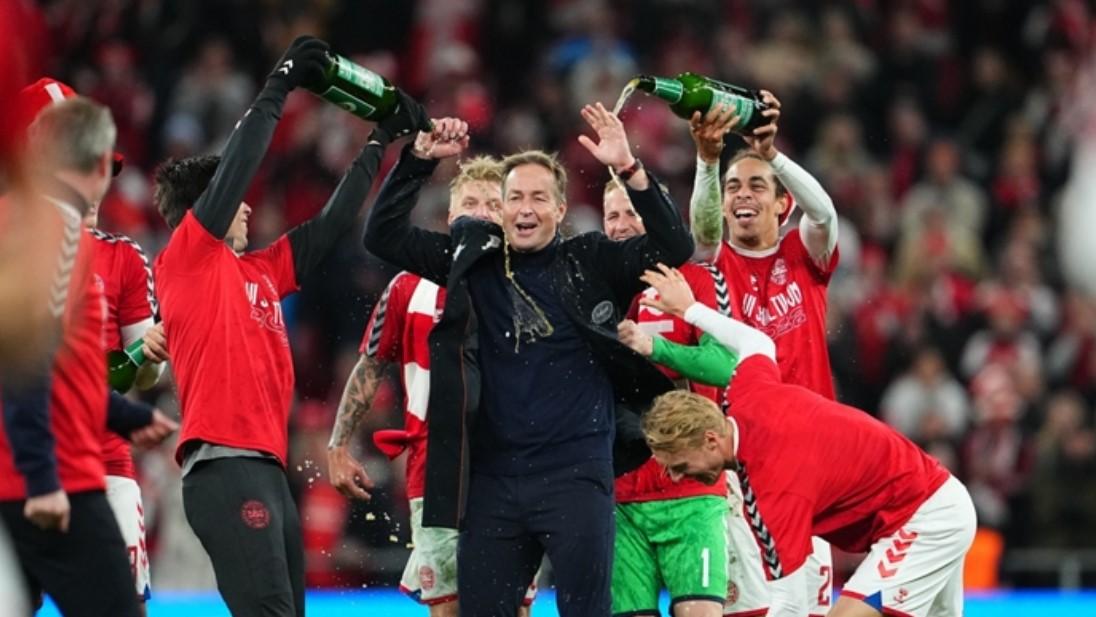 丹麦击败奥地利获得了世界杯资格赛