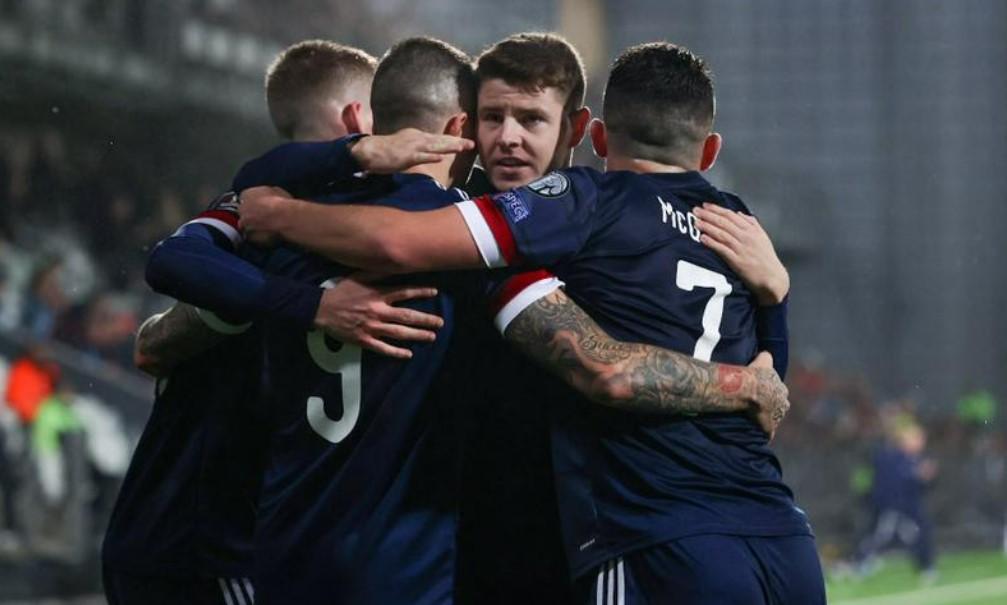 苏格兰距离获得世界杯预选赛仅剩一胜