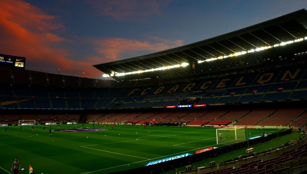 巴塞罗那将在国家德比对阵皇家马德里发生之前恢复满负荷运转