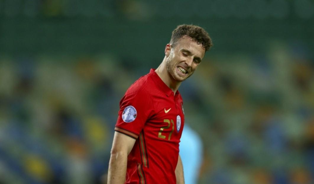 葡萄牙前锋若塔因伤重回利物浦