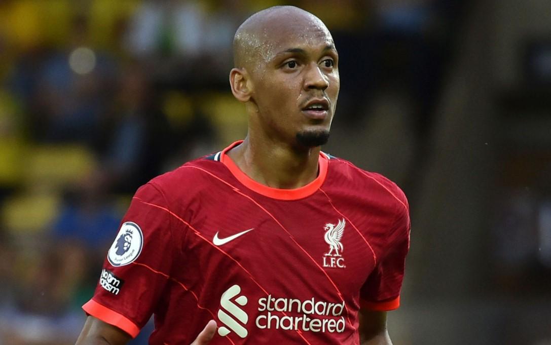利物浦二人组预计将缺席周六对阵沃特福德的英超比赛