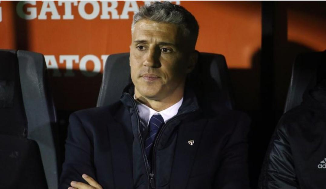 阿根廷人克雷斯波被圣保罗解雇