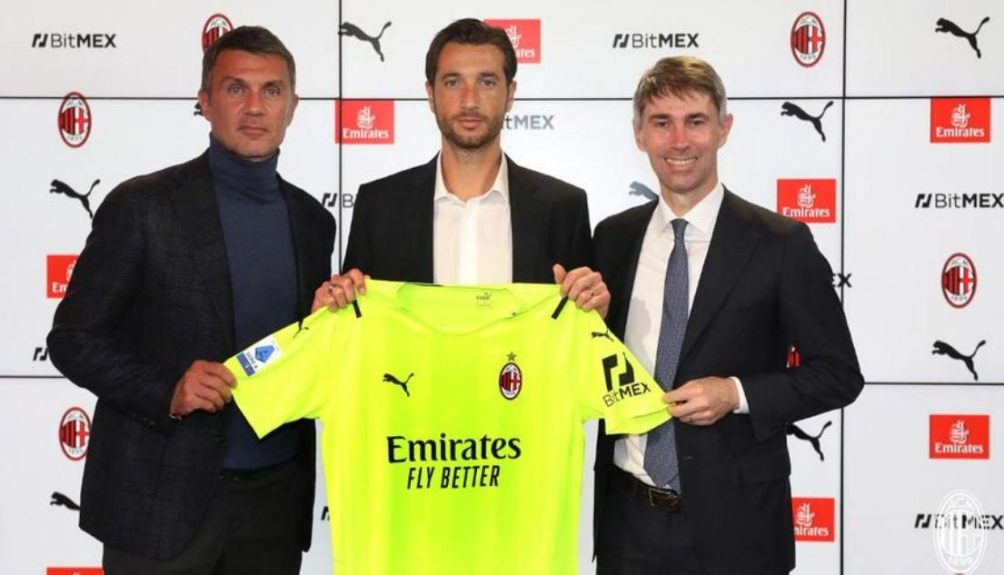 米兰在迈尼昂受伤后签下门将米兰特