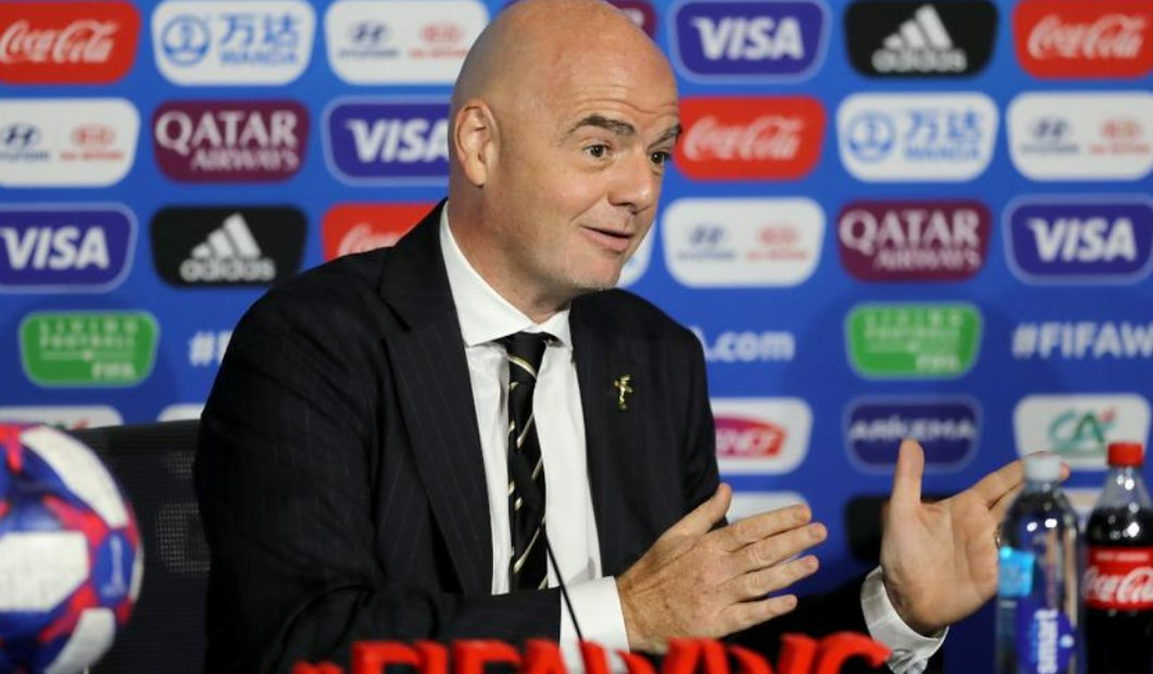 国际足联主席提出以色列申办世界杯的前景