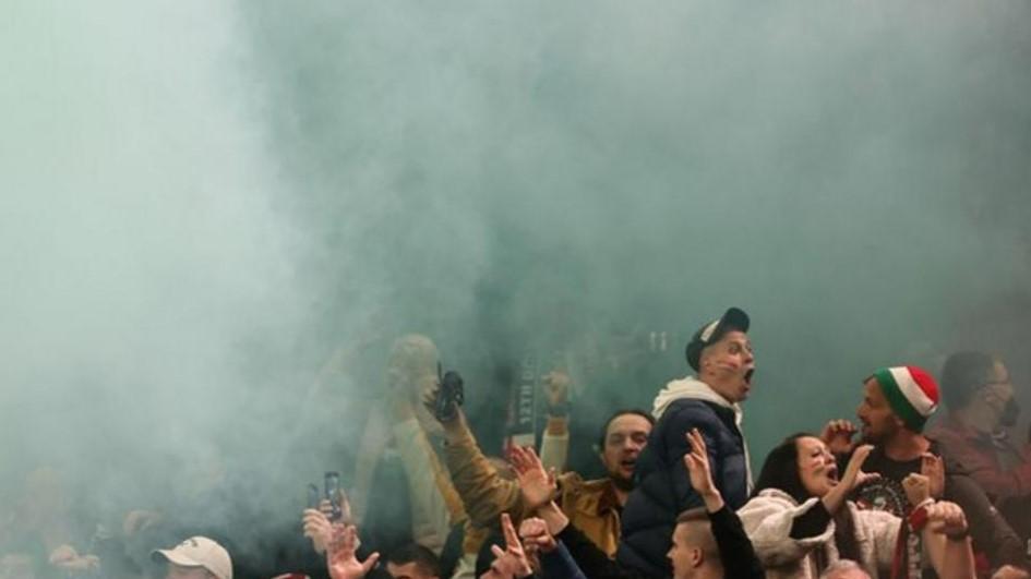 国际足联需要将匈牙利球迷的所作所为视为严重的一个事件