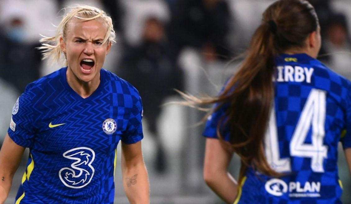 切尔西赢得本赛季首场女足欧冠比赛