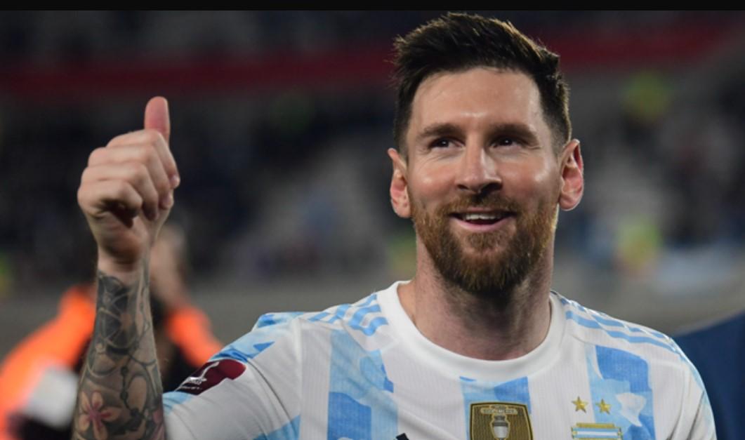 斯卡洛尼说梅西在阿根廷队的环境中茁壮成长